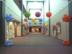 balon süslemesi