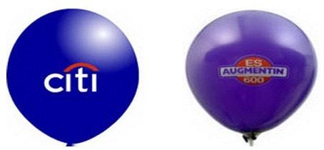baskılı balon satışı