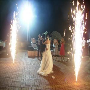 düğün volkan gösterisi hizmeti