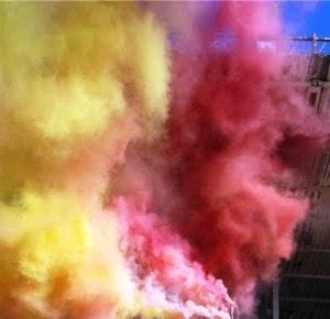 sis duman bombası